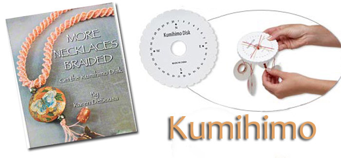 Where to find Kumihimo supplies