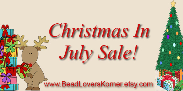 Christmas in July sales