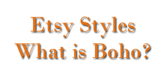 Style definition for Etsy listing attributes