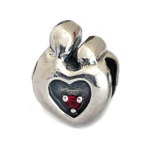 Mother and Child Sterling Silver Biagi Bead
