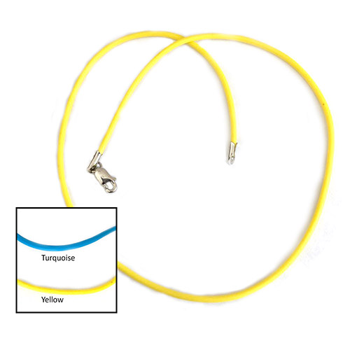 rubber necklace for little girls