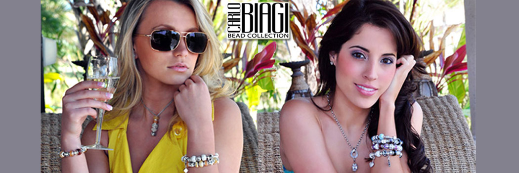 Carlo Biagi Beads Collection