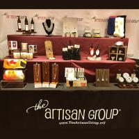 On Display with the Artisan Group at GBKs 2018 Golden Globes Celebrity Gift Lounge