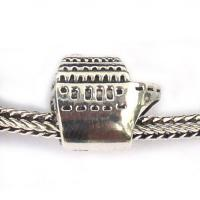 Landmark Bead Sterling Silver Cruise Ship
